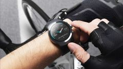 LG Watch Sport indossato