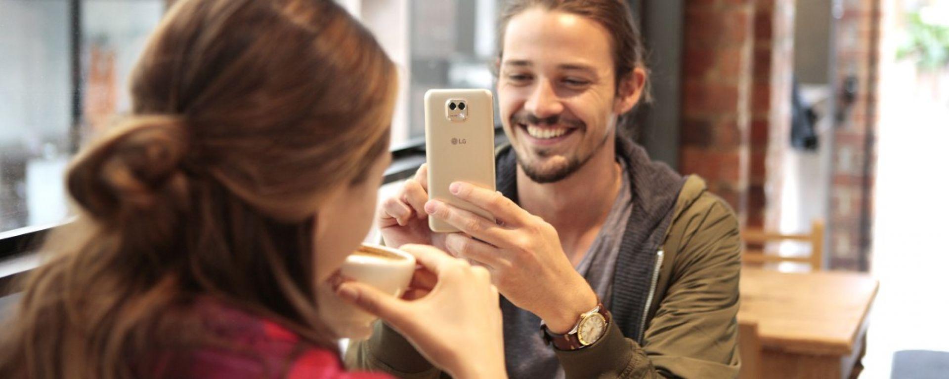 LG X cam: ha il grandangolo del G5, ma non ti svena