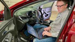 L'hacker al lavoro sulla macchina del giornalista del Washington Post