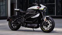Harley-Davidson LiveWire, special edition all'asta con Bonhams