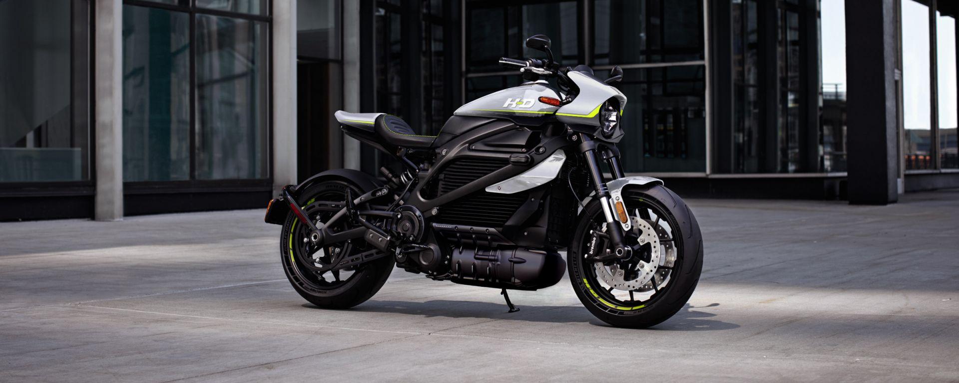 L'Harley-Davidson LiveWire unica verrà battuta all'asta da Bonhams a New York