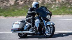 L'Harley-Davidson Street Glide CVO, la moto più rumorosa che mai abbia guidato