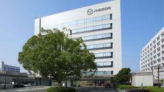 L'headquarter Mazda di Hiroshima