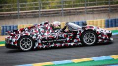 L'hypercar ibrida Toyota costruita da Gazoo Racing