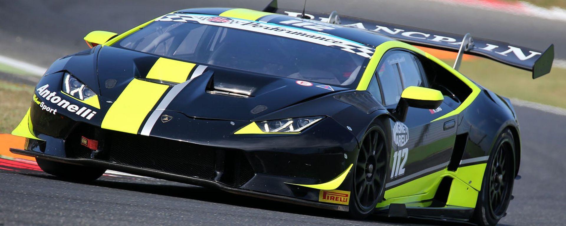 Liberati - Lamborghini Huracan GT3, GT Italiano