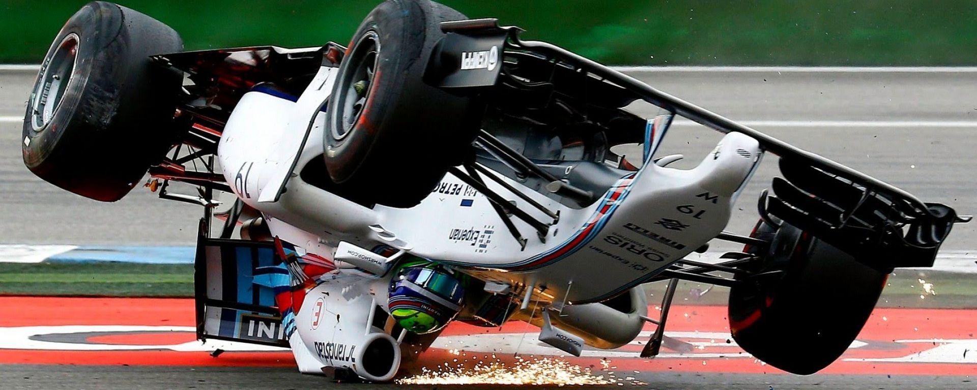 F1 e sicurezza: nuovi caschi e guanti biometrici