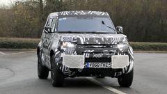 L'icona per eccellenza di Land Rover, la Defender, tornerà a vivere nel 2019