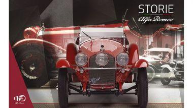 L'iconica Alfa Romeo 6C 1750