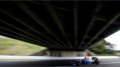 L'iconico tunnel di Suzuka - GP Giappone 2016