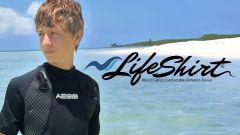 Lifeshirt: la maglietta salvavita che diventa salvagente - Immagine: 3