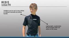 Lifeshirt: la maglietta salvavita che diventa salvagente - Immagine: 6