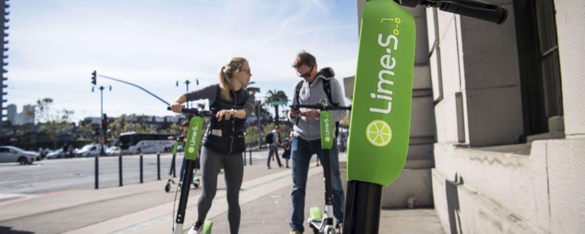 Limepass, l'abbonamento settimanale per i monopattini elettrici di Lime