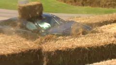 L'impatto della BMW Alpina B8 Gran Coupe di tom Diment al festival Goodwood