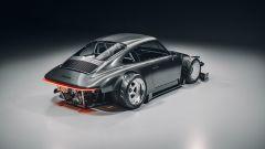 L'impressionante posteriore della Porsche 964 immaginata da Khyzyl Saleem