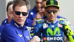 "MotoGP 2018, Jarvis: ""Futuro di Rossi? Se la Yamaha sarà competitiva"""