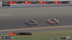 L'incidente iRacing tra Lando Norris e Max Verstappen