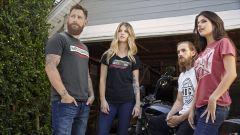 linea d'abbigliamento Harley Davidson Garage, pensata per i giovani appassionati del marchio