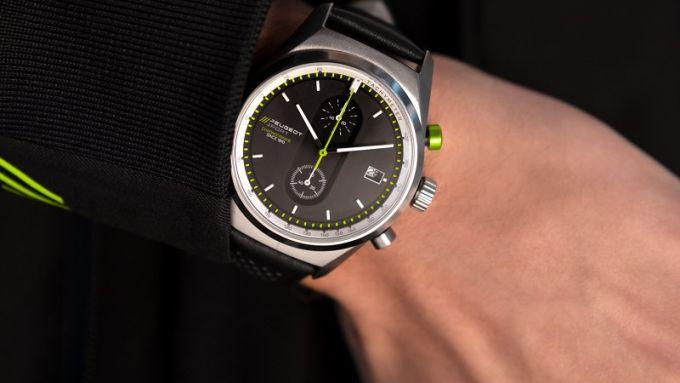 Linea lifestyle Peugeot Sport Engineered: il cronografo