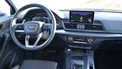 Linee a sviluppo orizzontale per la nuova Audi Q5