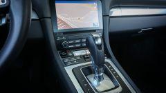 L'infotainment della Porsche 718 Cayman