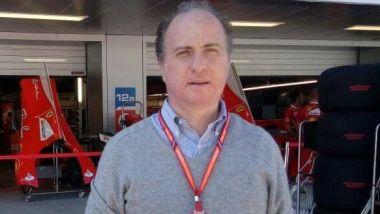 L'ingegnere Paolo Filisetti