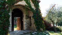 L'ingresso dell'Eremito