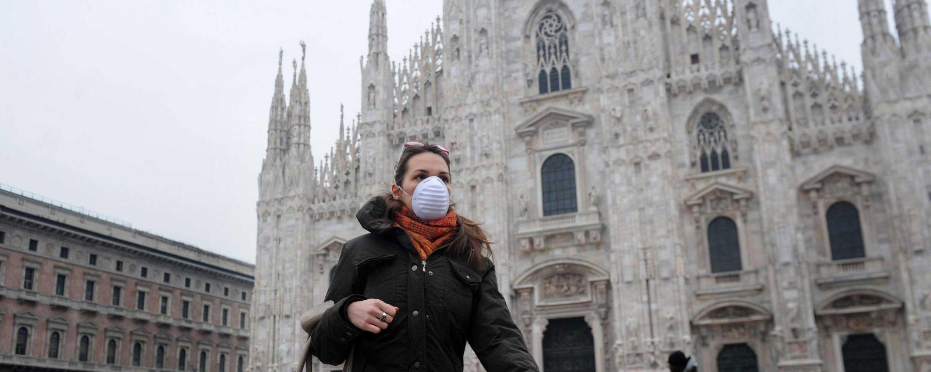 L'inquinamento del capoluogo lombardo ha raggiunto i livelli di guardia