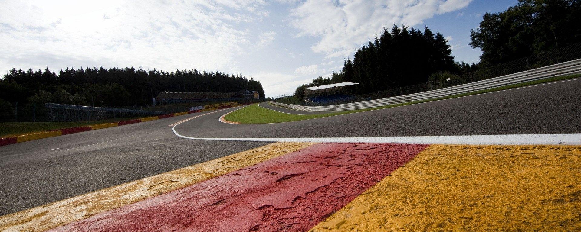 Circuito Spa : F1 gp spa francorchamps belgio 2018 tutte le info: orari risultati