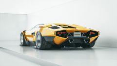 L'interpretazione di Lamborghini Countach del 3D artist Karan Adivi