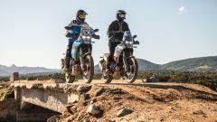 L'isola di Culuccia è stata scelta da Yamaha come luogo dove vivere la passione, la Ténéré è la moto con cui farlo