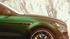 Lister Lightning, la stessa piattaforma di Jaguar F-Pace SVR