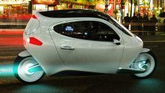 Lit-Motors C1, vista di profilo