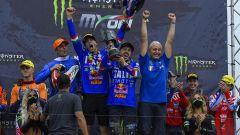 Dopo 19 anni è trionfo Italia al Motocross delle Nazioni