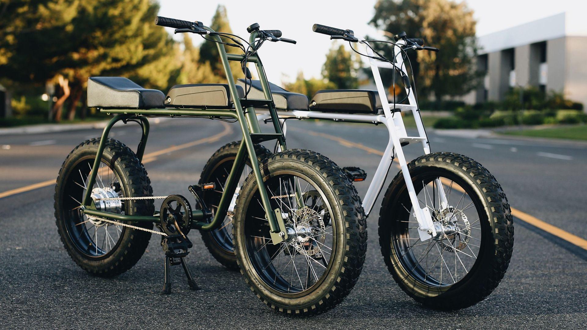 Electric Scooter Bike >> Lithium Cycles Super 73 Scout: la bici elettrica sembra ...
