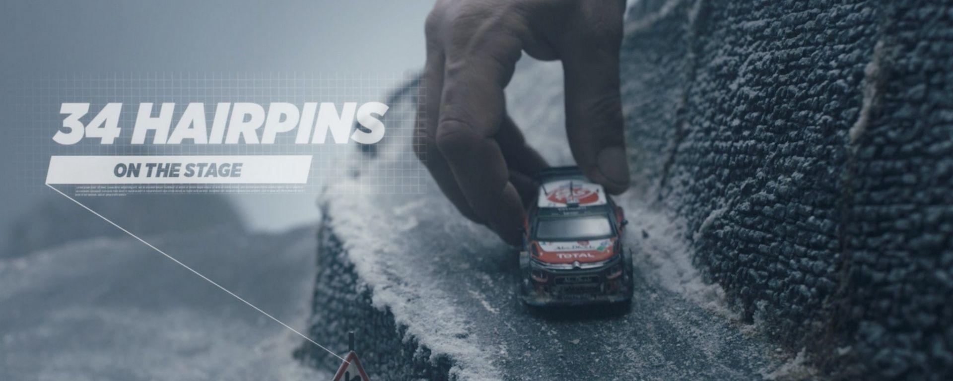 Little Big Racing: il dietro le quinte di Citroen C3 WRC