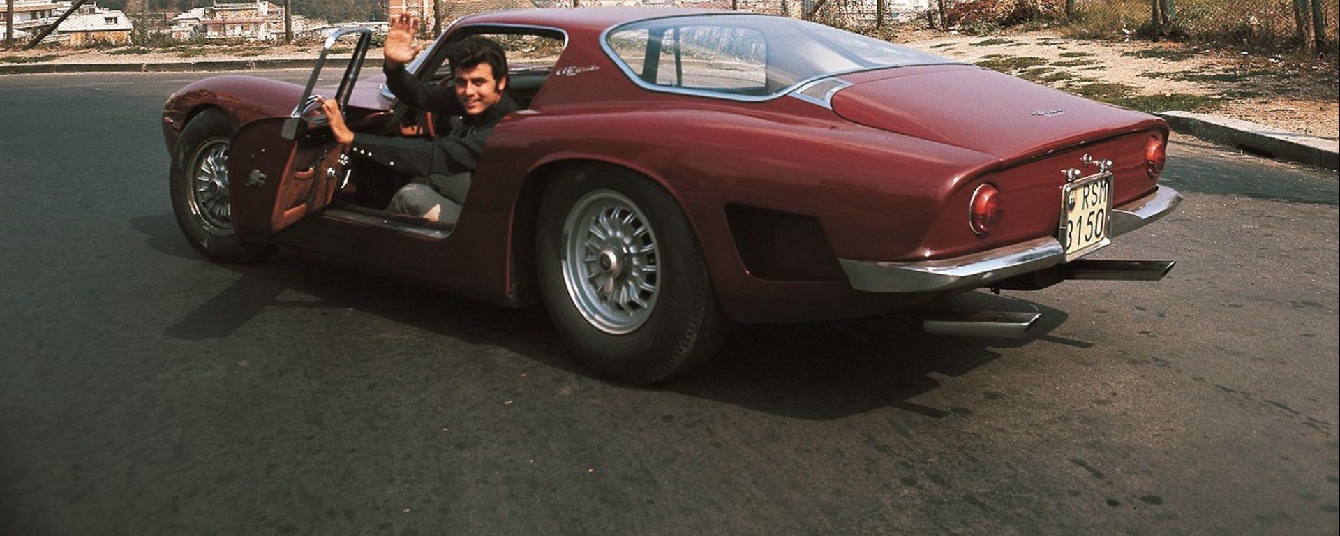 Little Tony, il suo grande amore? Quello per le belle auto