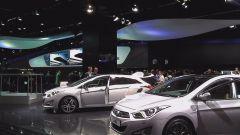 Francoforte IAA 2011: la Hyundai i30, la Veloster e la i40 - Immagine: 1
