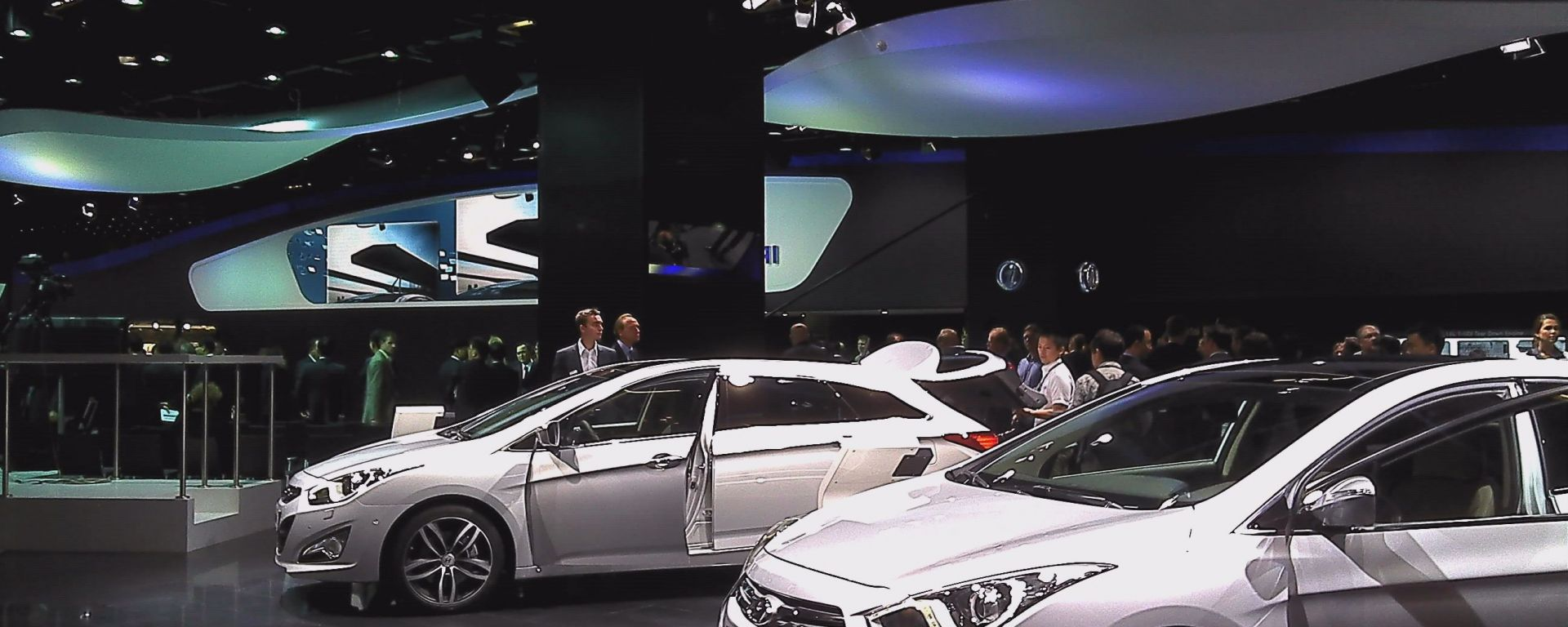 Francoforte IAA 2011: la Hyundai i30, la Veloster e la i40