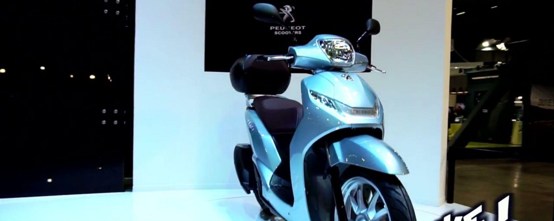 Live Ecima 2016: Peugeot Belville, Metropolis, GenZe e Speedfight in video