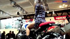 Live Eicma 2016: BMW R nineT Urban GS in video - Immagine: 1