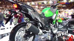 Live Eicma 2016: Kawasaki Versys-X 300 in video - Immagine: 1