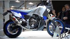 Live Eicma 2016: Yamaha Concept Adventure T7 in video - Immagine: 1
