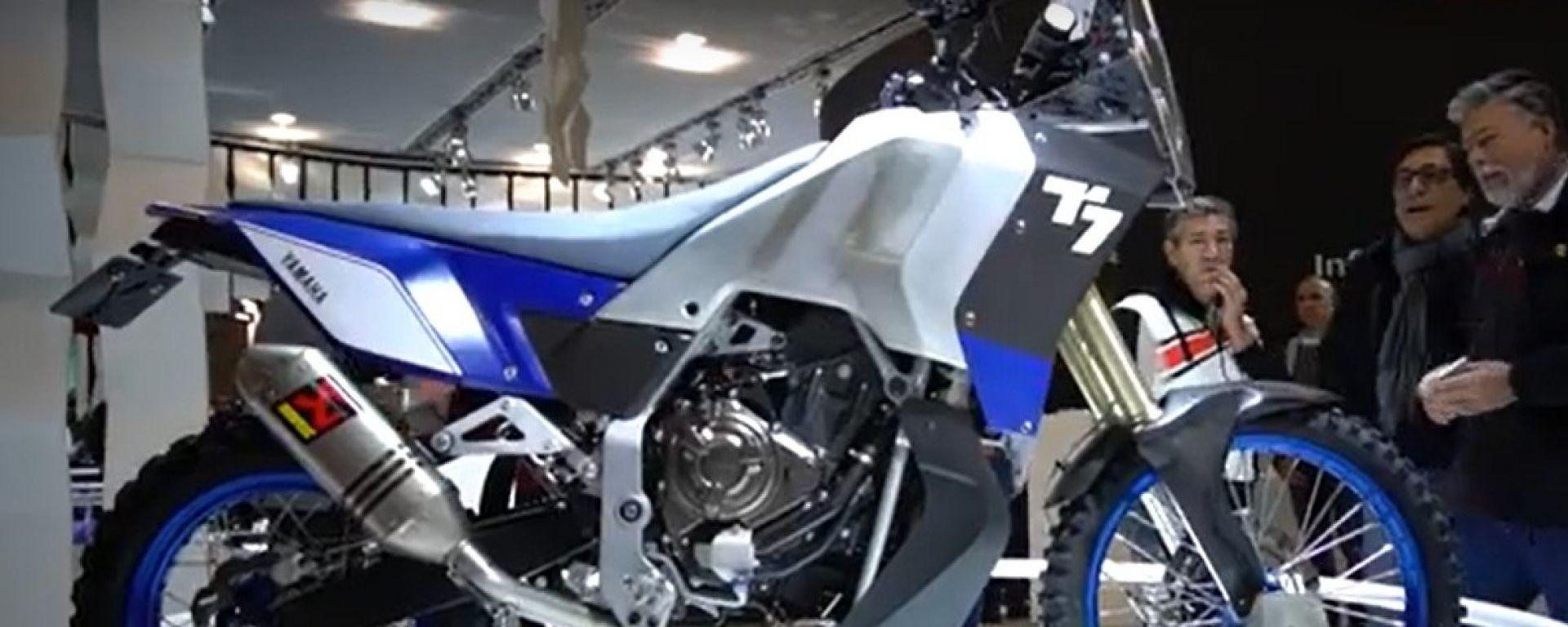 Eicma 2016 | Novità moto: Live Eicma 2016: Yamaha Concept ...