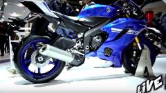 Live Eicma 2016: Yamaha R6 in video    - Immagine: 1