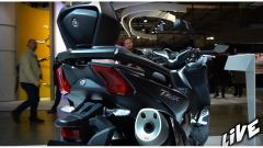Live Eicma 2016: Yamaha TMax in video - Immagine: 1