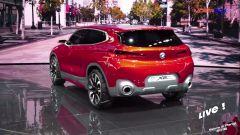 Live Parigi 2016: BMW Concept X2 in video - Immagine: 3