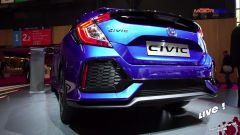 Live Parigi 2016: Honda Civic, Type-R e Civic Sedan in video - Immagine: 1