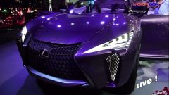 Live Parigi 2016: Lexus UX concept in video  - Immagine: 1
