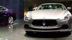 Live Parigi 2016: Maserati Ghibli MY 2017 in video  - Immagine: 1