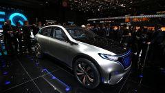 Live Parigi 2016: Mercedes AMG GT R ed EQ Concept in video - Immagine: 3